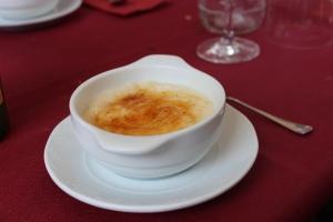Arroz con leche ... a dessert common in Asturias